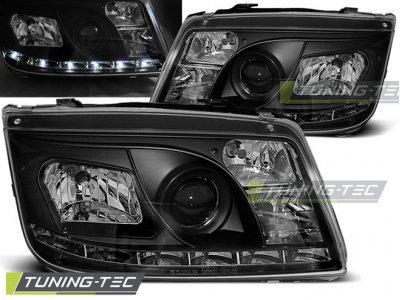 Фары передние Daylight Black от Tuning-Tec на Volkswagen Bora