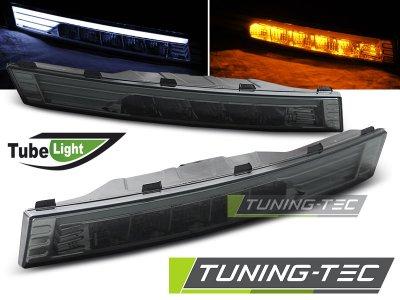 Указатели поворота Tube Light LED Smoke на Volkswagen Passat B6 3C