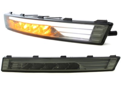 Указатели поворота CarDNA LED Smoke на Volkswagen Passat B6 3C