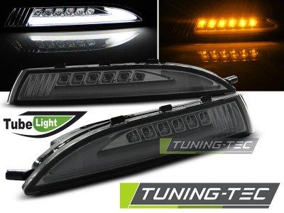 Указатели поворота TubeLight LED Smoke на Volkswagen Scirocco III
