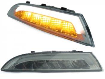 Указатели поворота CarDNA LED Smoke на Volkswagen Scirocco III