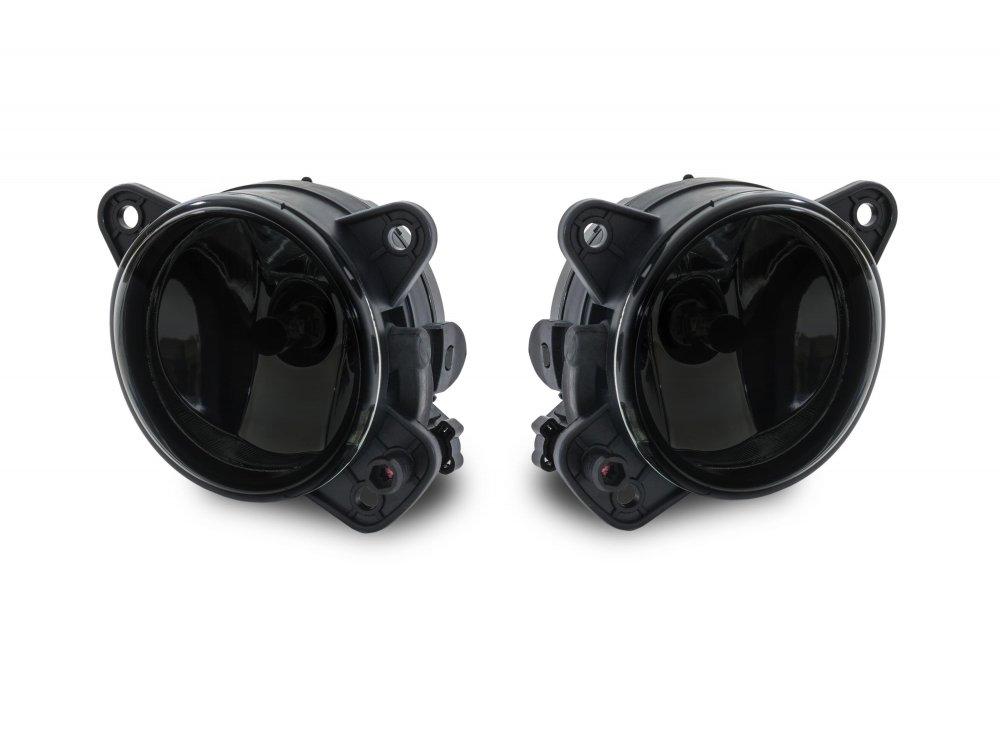 Альтернативные противотуманные фары Smoke на VW T5