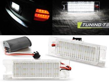 Подсветка номера LED для Opel Astra H / J / Corsa D / Zafira B / Insignia A / Meriva A / Vectra C