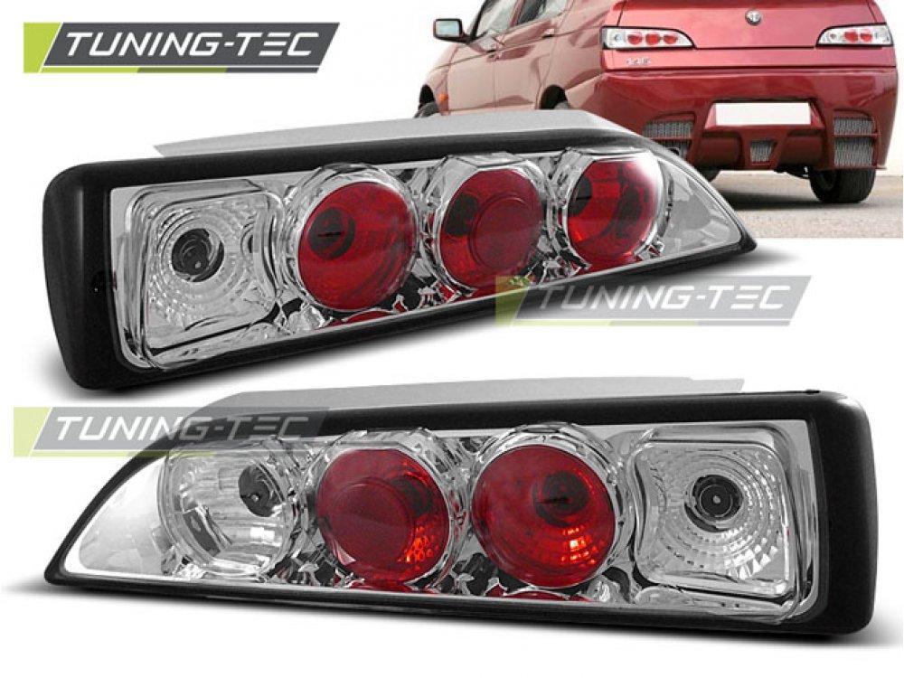 Задние фонари Chrome от Tuning-Tec на Alfa Romeo 146
