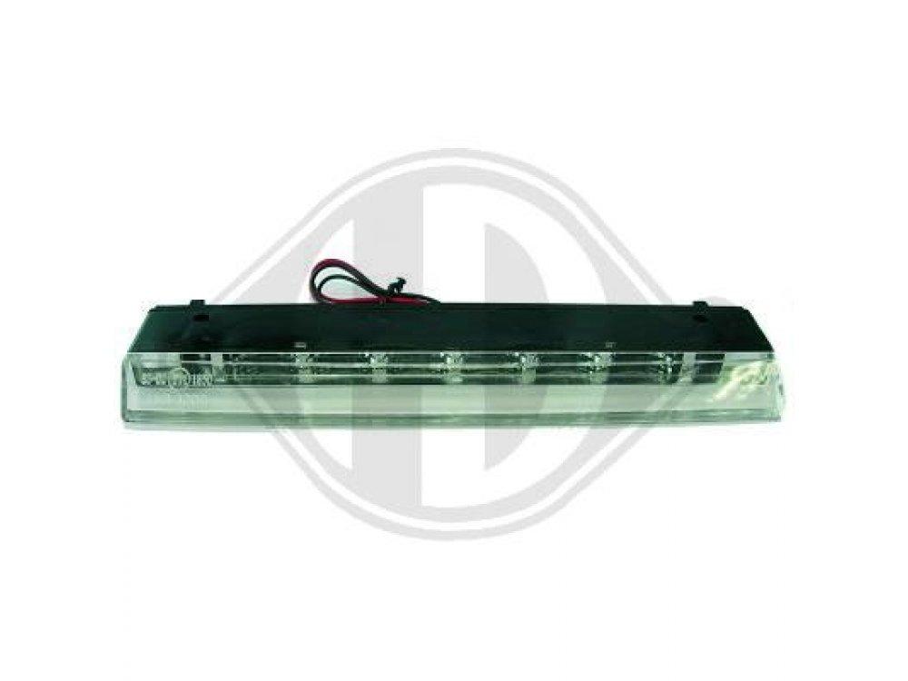 Дополнительный стоп сигнал LED Chrome от HD на Alfa Romeo 147