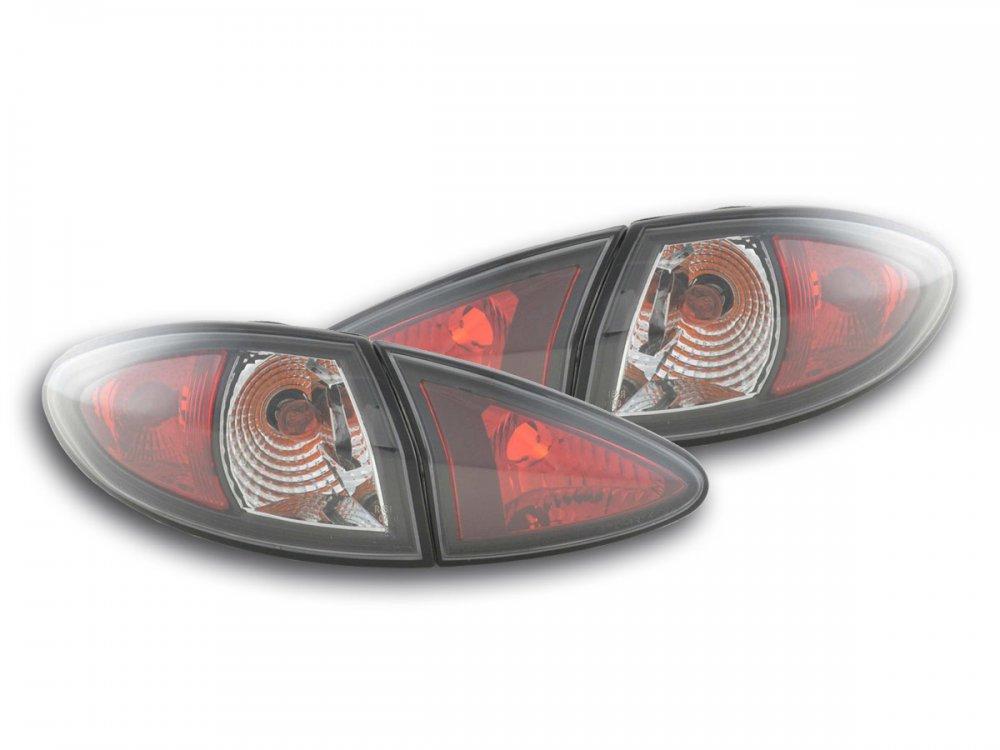 Задние фонари Black от FK Automotive на Alfa Romeo 147