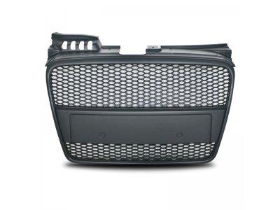 Решётка радиатора от Jom Black на Audi A4 B7