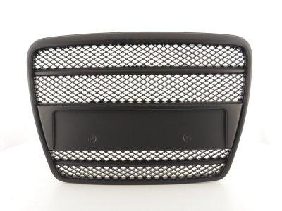 Решётка радиатора от FK Automotive Black на Audi A6 C6