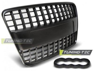 Решётка радиатора S-Line Style Black на Audi Q7