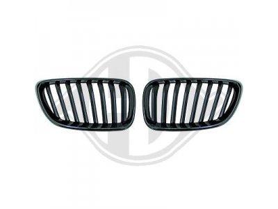 Решётка радиатора от HD M-Performance Look Black на BMW 2 F22 / F23