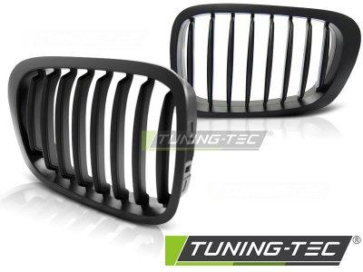 Решётка радиатора Black от Tuning-Tec на BMW 3 E46 Coupe / Cabrio