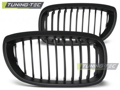 Решётка радиатора Black от Tuning-Tec на BMW 3 E46 Coupe / Cabrio рестайл
