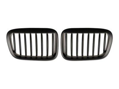 Решётка радиатора EVO от FK Automotive Black на BMW 3 E46 Limousine