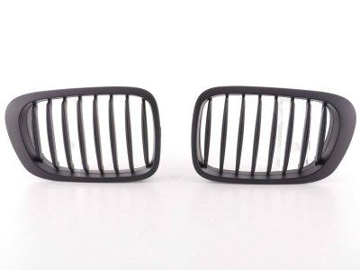 Решётка радиатора от FK Automotive Black на BMW 3 E46 Coupe