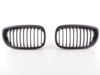 Решётка радиатора от FK Automotive Black на BMW 3 E46 Coupe рестайл