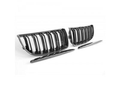 Решётка радиатора Glossy Black M3 Look от Germanparts на BMW 3 E90