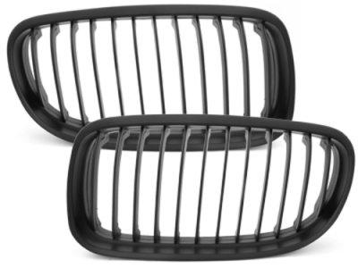 Решётка радиатора от Dectane Black на BMW 3 E90 рестайл