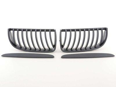 Решётка радиатора от FK Automotive Carbon Look на BMW 3 E90