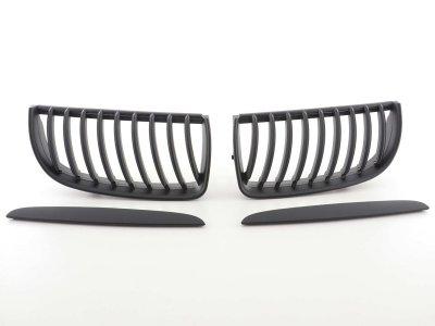 Решётка радиатора от FK Automotive Black на BMW 3 E90