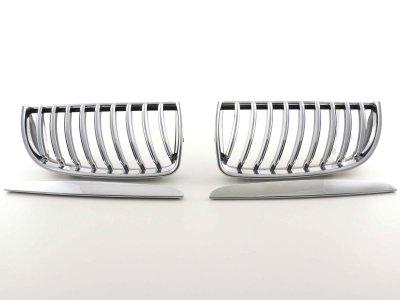 Решётка радиатора от FK Automotive Black Chrome на BMW 3 E90