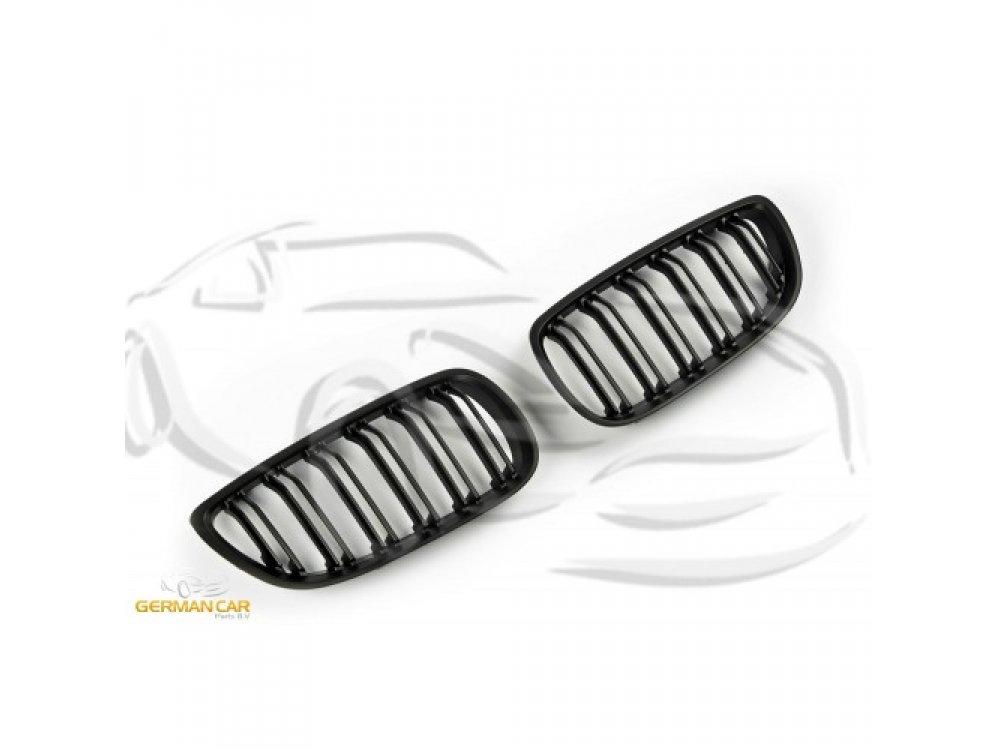 Решётка радиатора Matt Black M3 Look от Germanparts на BMW 3 E92 / E93