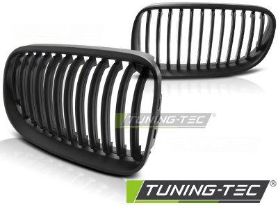 Решётка радиатора Black от Tuning-Tec на BMW 3 E92 / E93 рестайл