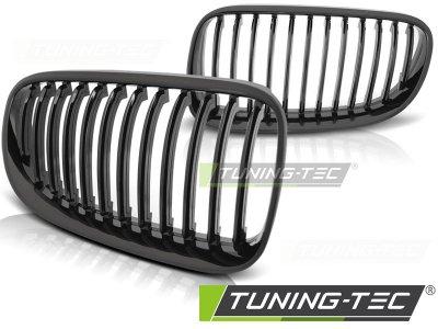 Решётка радиатора Glossy Black от Tuning-Tec на BMW 3 E92 / E93
