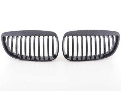 Решётка радиатора от FK Automotive Carbon Look на BMW 3 E92