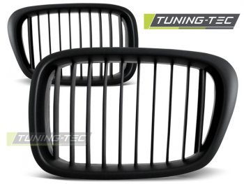Решётка радиатора Black от Tuning-Tec на BMW 5 E39