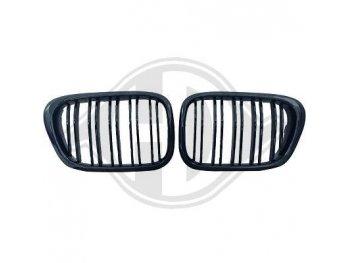 Решётка радиатора Black M5 Look от HD на BMW 5 E39