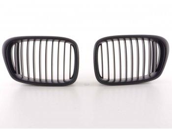 Решётка радиатора от FK Automotive Black на BMW 5 E39