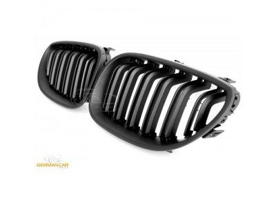 Решётка радиатора Matt Black M5 Look от Germanparts на BMW 5 E60 / E61
