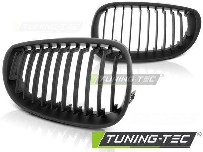 Решётка радиатора Black от Tuning-Tec на BMW 5 E60 / E61