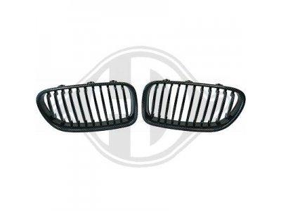 Решётка радиатора от HD Carbon Look на BMW 5 F10 / F11