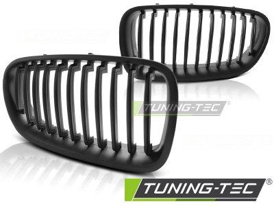 Решётка радиатора от Tuning-Tec Matt Black на BMW 5 F10 / F11