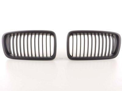 Решётка радиатора от FK Automotive Black на BMW 7 E38