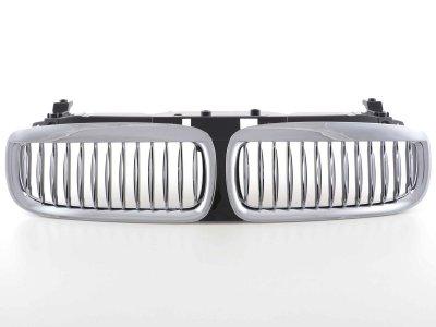 Решётка радиатора от FK Automotive Black Chrome на BMW 7 E65 / E66