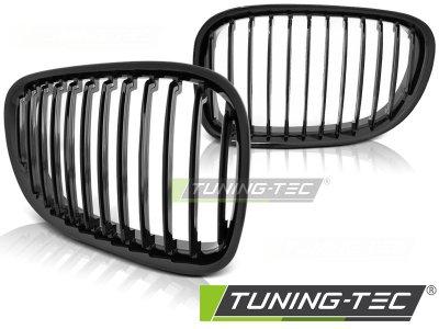 Решётка радиатора от Tuning-Tec Glossy Black на BMW 7 F01