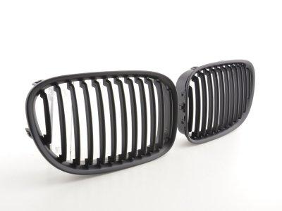 Решётка радиатора от FK Automotive Black на BMW 7 F01