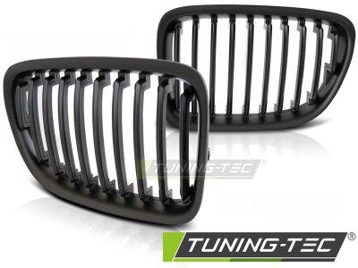 Решётка радиатора Matt Black от Tuning-Tec на BMW X1 E84