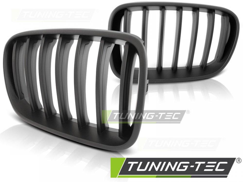 Решётка радиатора Matt Black от Tuning-Tec на BMW X3 F25