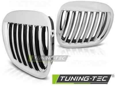 Решётка радиатора от Tuning-Tec Chrome на BMW Z3 E36/7