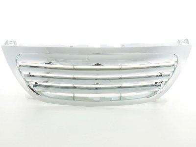 Решётка радиатора от FK Automotive Full Chrome на Citroen C3