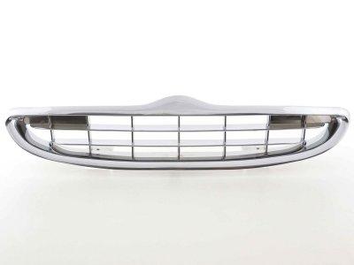 Решётка радиатора от FK Automotive Full Chrome на Citroen Saxo
