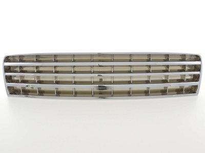 Решётка радиатора от FK Automotive Full Chrome на Fiat Punto II