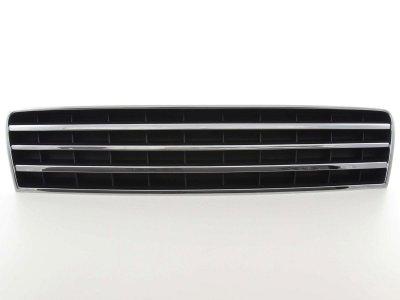 Решётка радиатора от FK Automotive Black Chrome на Fiat Punto II
