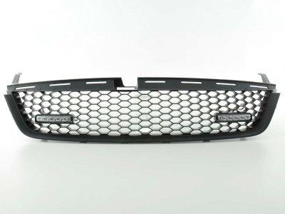 Решётка радиатора от FK Automotive Black с DRL на Ford Mondeo IV