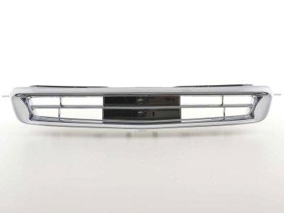 Решётка радиатора от FK Automotive Chrome на Honda Civic VI