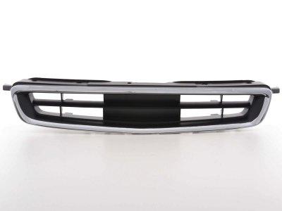 Решётка радиатора от FK Automotive Black Chrome на Honda Civic VI