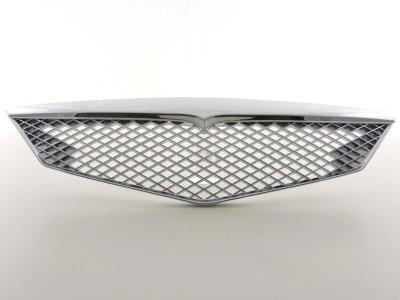 Решётка радиатора от FK Automotive Full Chrome на Mazda 2